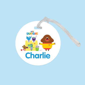 Bag Tag Large - Hey Duggee