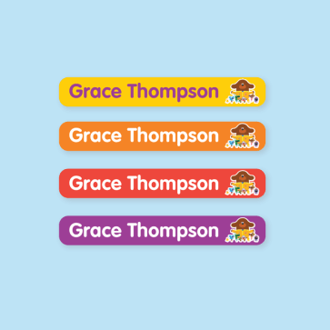 Name Labels - Hey Duggee Mini