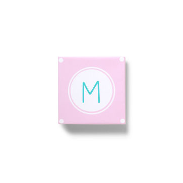 Small Canvas - Monogram