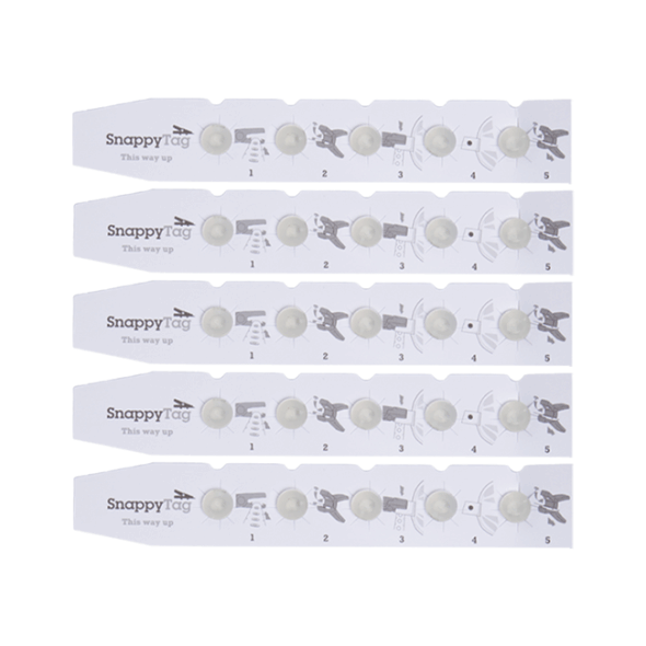 Clip-On Name Tag Pack