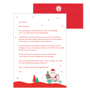 Letters From Santa