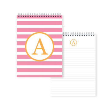 Monogram Notepad