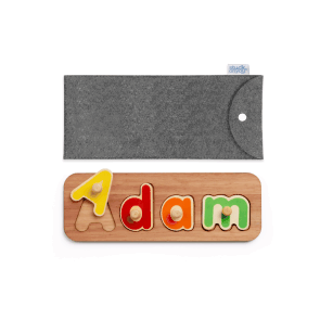 Wooden Name Puzzle - Small