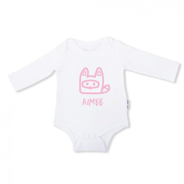 Baby Onesie - Long Sleeve