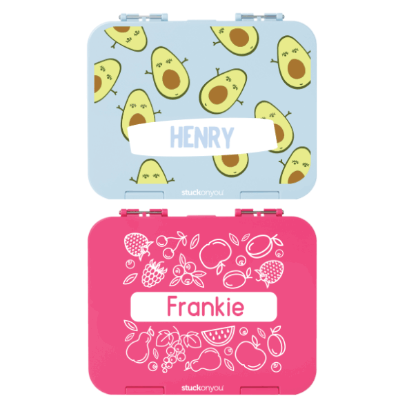 2 x Bento Box – Fresh Designs