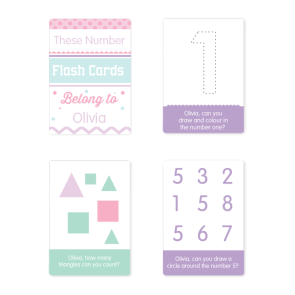 123 Flash Cards