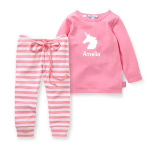 Winter Pyjama Set - Pink