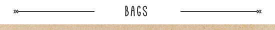 Stuck On You Camp Essentials - Bags